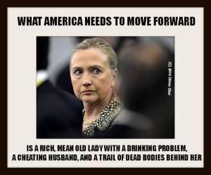 HillaryClintonWhiteTrash